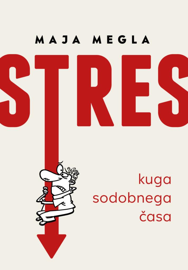 Maja Megla - Stres naslovnica